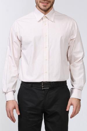 Рубашка REIKARTZ. Цвет: бежевый