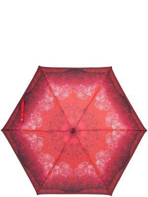 Зонт Labbra. Цвет: красный, малиновый