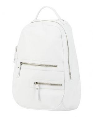 Рюкзаки и сумки на пояс DOUCAL'S. Цвет: белый