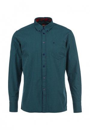 Рубашка Merc. Цвет: зеленый