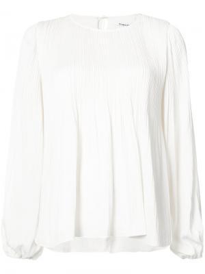 Grove blouse Elizabeth And James. Цвет: белый