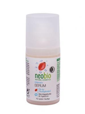 Neobio интенсивная сыворотка для лица. Цвет: прозрачный