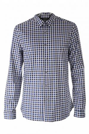 Рубашка Paul Smith. Цвет: клетка