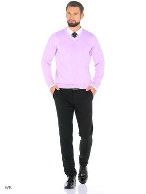 Пуловер EMR. Цвет: розовый