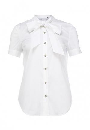 Блуза LOST INK. Цвет: белый