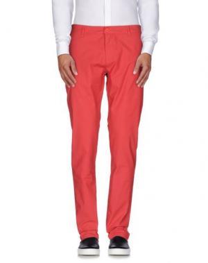 Повседневные брюки EN AVANCE. Цвет: красный