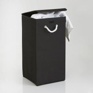 Складная корзина для белья Denise La Redoute Interieurs. Цвет: бирюзовый,зеленый анис,розовый,черный