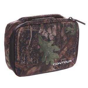 Кейс для камеры  3220 Camera Case Camo Contour. Цвет: зеленый,бежевый,камуфляжный