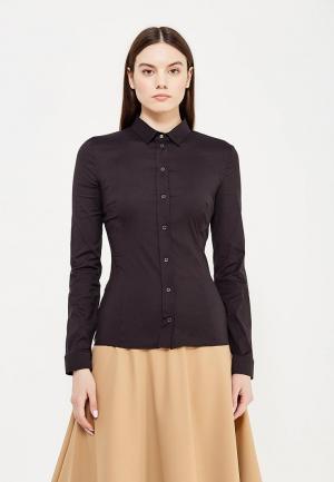 Рубашка Patrizia Pepe. Цвет: черный
