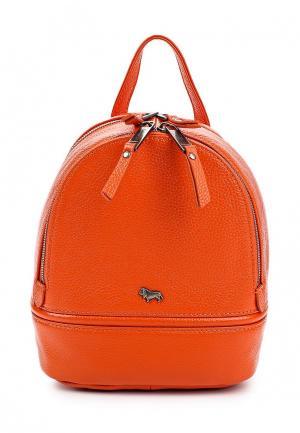 Рюкзак Labbra. Цвет: оранжевый