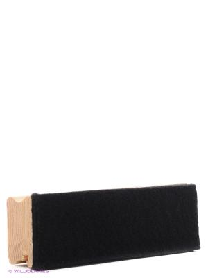 Стирательная губка для досок любых типов Centrum. Цвет: черный
