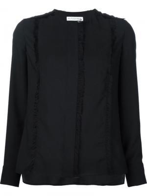 Рубашка Lemko Altuzarra. Цвет: чёрный