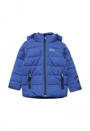 Куртка горнолыжная FIVE seasons. Цвет: синий