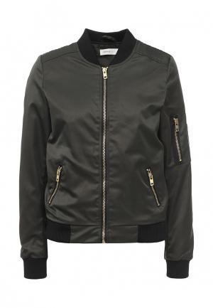 Куртка Urban Bliss. Цвет: зеленый