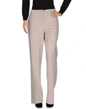 Повседневные брюки BEATRICE. B. Цвет: голубиный серый