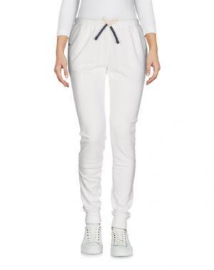 Повседневные брюки SUN 68. Цвет: белый