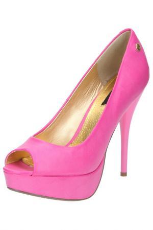 Туфли BLINK. Цвет: розовый