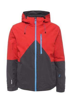 Куртка горнолыжная Icepeak. Цвет: красный