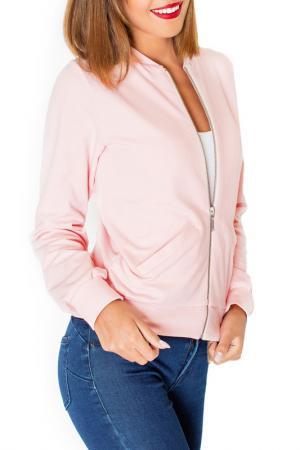 Толстовка KATRUS. Цвет: pink