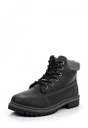 Ботинки Mapleaf. Цвет: черный