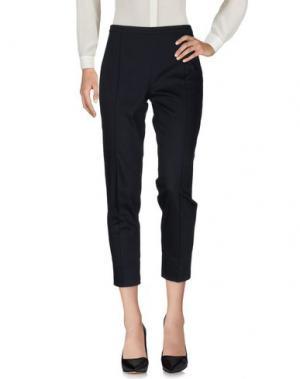 Повседневные брюки FABERGE&ROCHES. Цвет: темно-синий