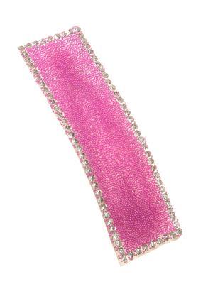Заколка Migura. Цвет: розовый, серебристый
