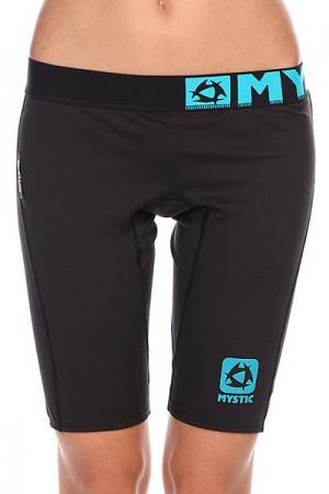 Гидрокостюм (Низ) женский  Bipoly Short Pants Black Mystic. Цвет: черный