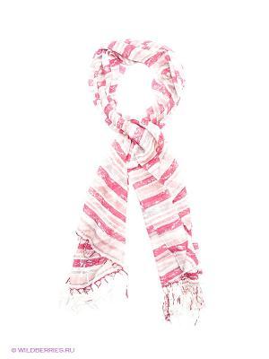 Палантин Sabellino. Цвет: розовый