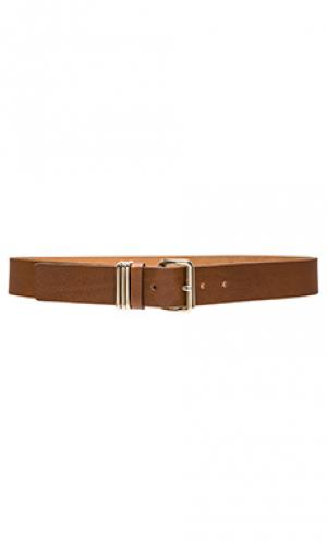 Пояс cassie B-Low the Belt. Цвет: коричневый