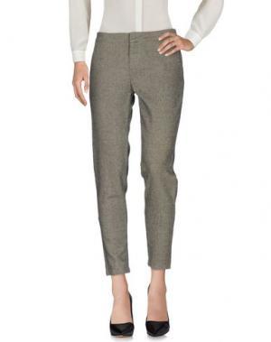 Повседневные брюки TOY G.. Цвет: серый