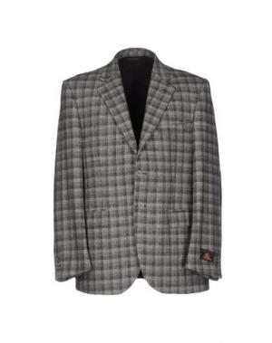 Пиджак CELLINI. Цвет: серый