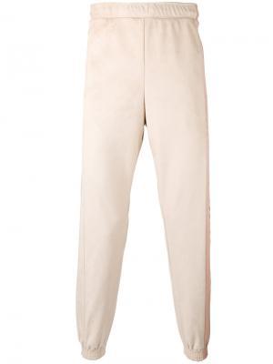Спортивные брюки Cottweiler. Цвет: телесный