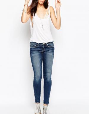 Genetic Denim Зауженные джинсы Shya Vibrant
