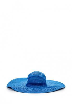 Шляпа Fete. Цвет: синий
