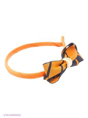 Ободок Lastoria. Цвет: оранжевый