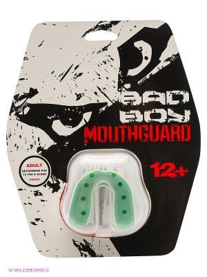 Капа Bad Boy Mouthguard Gel. Цвет: зеленый