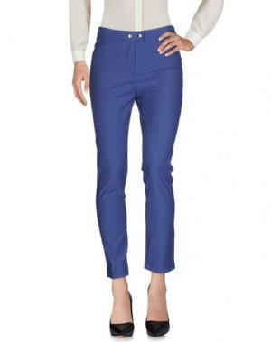 Повседневные брюки SEDUCTIVE. Цвет: синий