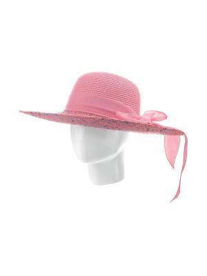 Шляпа Gusachi. Цвет: розовый, желтый, синий