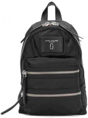Классический рюкзак Marc Jacobs. Цвет: чёрный