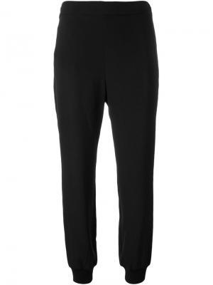 Укороченные брюки By Malene Birger. Цвет: чёрный