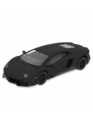 Машина р/у Lamborghini Aventador LP720-4 50th Anniversary 1:16 HOFFMANN. Цвет: черный