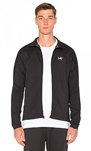 Куртка stradium Arcteryx Arc'teryx. Цвет: черный
