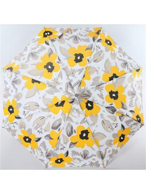 Зонт ArtRain. Цвет: желтый, белый
