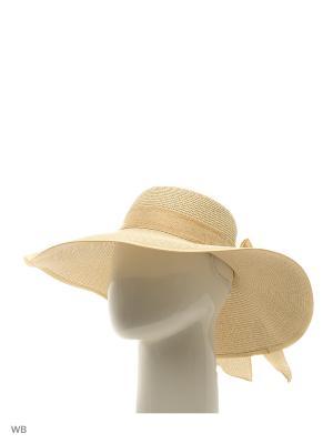 Шляпы Mascotte. Цвет: бежевый