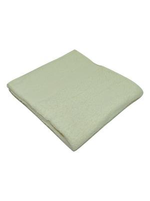 Полотенце махровое Корона. Цвет: молочный