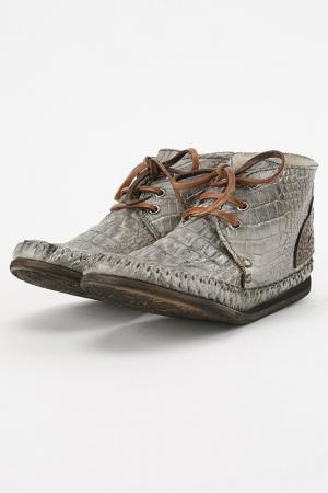 Ботинки Karma of Charme. Цвет: серый