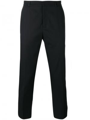 Cropped pants Harmony Paris. Цвет: синий