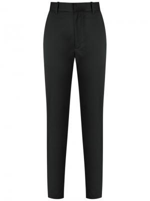 Tailored trousers À La Garçonne. Цвет: чёрный