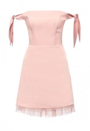 Платье Isabel Garcia. Цвет: розовый