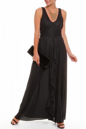 Платье PRIO. Цвет: черный
